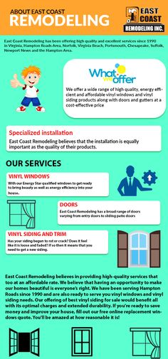 Looking for a siding installation service. We provide siding and replacement windows in Virginia Beach at affordable prices. Best Vinyl Siding, Window Company, House Siding, Warm In The Winter, Newport News, Hampton Roads, Portsmouth, Virginia Beach