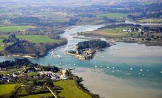Golfe du Morbihan, parmi les plus belles baies du monde ...