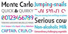 Anca - Webfont & Desktop font « MyFonts  #tipografia