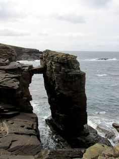 Yesnaby, Orkney