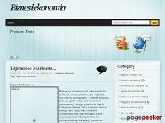 Biznes - Katalog Stron - Najmocniejszy Polski Seo Katalog - Netbe http://netbe.pl/biznes,i,ekonomia/biznes,s,627/