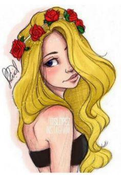 Terra Illustration Girl, Girl Illustrations, How To Draw Hair, Teen Titans, Marvel Dc, Fantasy Art, Little Girls, Disney Characters, Fictional Characters