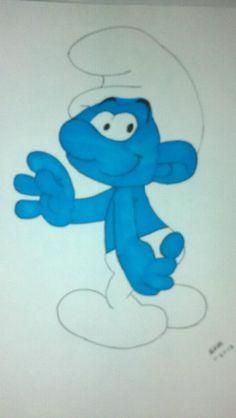 Smurf!!