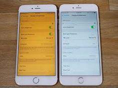 Funzione Night Shift in iOS 9.3