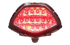 20112013 Honda CBR250R 20152016 CBR300R CB300F Integrated Sequential LED Tail Lights Smoke Lens * For more information, visit image affiliate link Amazon.com