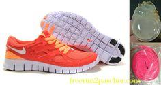 Femmes Nike Free Run 2 running shoes Discount Running Shoes, Discount Sneakers, Sneakers Nike, Nike Free 3.0, Nike Free Shoes, Nike Air Max 2012, Tiffany Blue Nikes, Orange Sneakers, Sports Shoes