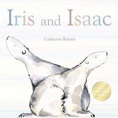 Iris and Isaac are NOT FRIENDS. Off they stomp, in a big huff, as far away from each other as possible. And as they stomp, they see funny, strange and wonderful