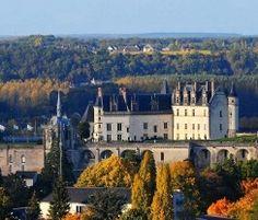 Rota dos Castelos França