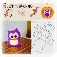 Eulen Laterne In a carrier big pot, incorporate normal water, chicken breast livers, plus sliced Diy And Crafts, Arts And Crafts, Paper Crafts, Diy For Kids, Crafts For Kids, Owl Lantern, Kids Lantern, Autumn Crafts, Paper Lanterns