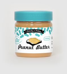 Peanut Butter by Friendly Friday on Behance