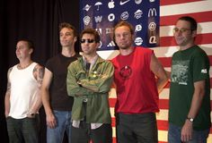 Pearl Jam, such cool dudes