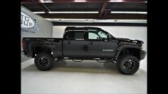 2011 Chevy Silverado 1500 LT 4WD Lifted Truck For Sale http://www.onlyliftedtrucks.com