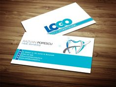 "model carte de vizita ""Dentist 02"" Medical, Personal Care, Logos, Self Care, Personal Hygiene, A Logo, Med School, Medicine, Active Ingredient"