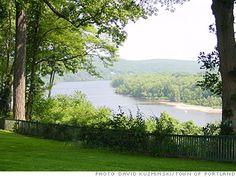 MONEY's Best Places to Live 2011: 88. Portland, Connecticut