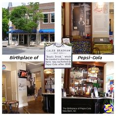 New Bern, Pepsi Cola, Day Trips, Moonlight, North Carolina, Rv, Things To Do, Vacation, Drinks