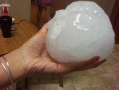 HAIL ... WICHITA,KANSAS   April 14, 2012