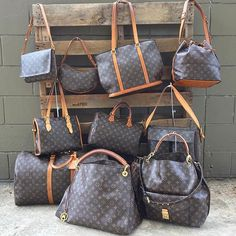 Louis Vuitton Overload! Call or text 646-388-2422 if you would like to purchase before they go online!
