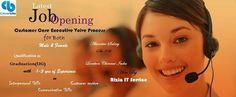 Find customer care job openings at careerbilla.com