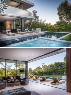 This California Home Was Definitely Designed For Outdoor Entertaining | CONTEMPORIST