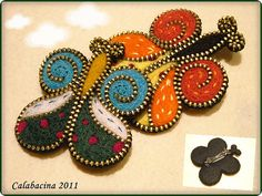 Mariposas en el pelo | by calabacina