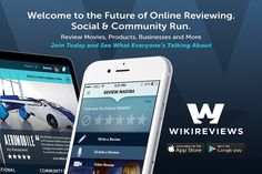 #WikiReviews is an all encompassing social reviews platform focused on highlighting reviews and recommendations from friends & family. Unique features include: zero & detailed star ratings, dictation reviews, up to 5 minute video reviews, buyers guide, news feed to be kept updated on your favorite businesses and friends reviews. WikiReviews also allows anyone to upload their […] #business #review