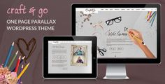 This Deals Craft&Go - Parallax OnePage Modern WordPress Themewe are given they also recommend where is the best to buy