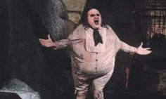 Batman Returns - Danny DeVito is superbly gross as the Penguin, well dodgy underwear too!