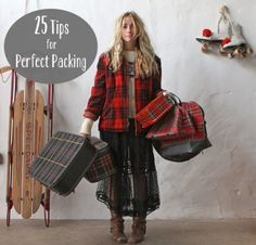 25 Tips for Perfect Packing