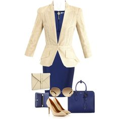 """CEO Style!"" by eventsbylisamarie on Polyvore"