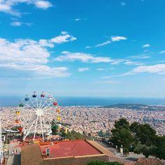 #Tibidabo #Barcelona