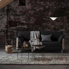 Tapio Anttila Collection lookbook 2017 // PRODUCTS // sofa: ON sofa bed // rack: MIXRACK // table: MIXRACK // Pendant light: TREK // #tapioanttilacollection #lookbook #TAClookbook #inspiration #designinspiration #interiorinspiration #interiordecor #interiorstyle #cosyfeeling #hygge #hyggefeeling #finnishdesign #nordic #nordicstyle #photographer #pauliinasalonen #styling #stailaus #piiakalliomäki ⠀  #mixrack #mixracktable #onsofabed #treklight #trek Interior Styling, Interior Decorating, Interior Inspiration, Design Inspiration, Nordic Style, Sofa Bed, Hygge, Cosy, Trek