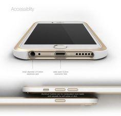 [MOD EDGE] B1 aluminum bumper case for iPhone 6, 아이폰 6 알루미늄 범퍼 케이스 상세 초안 : 네이버 블로그