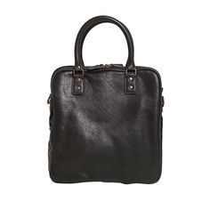 Moore & Giles Small Minor Upright Briefcase in Tuscany Steel