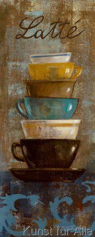 Silvia Vassileva - Antique Coffee Cups II