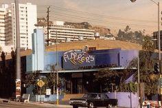 La Cienega history  - I used to roller skate here