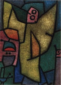 Paul Klee - Angelus Militans. Enjoy RushWorld boards, ART A QUIRKY SPOT TO FIND YOURSELF, IN YOUR FACE GUERILLA MARKETING and UNPREDICTABLE WOMEN HAUTE COUTURE. See you at RushWorld on Pinterest! New content daily, always something you'll love!