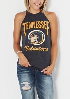 Tennessee Volunteers High Neck Tank | rue21