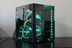 Green Machine #computers #rigs #towers