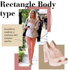 """""""Rectangle Body Type"""" by mpolit-1 on Polyvore"""