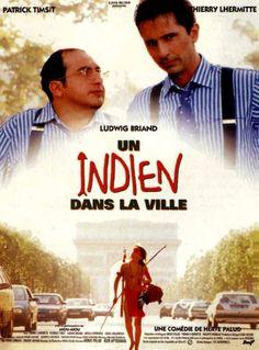 TIL that Disney movie Jungle 2 Jungle is a remake of a French movie Un indien dans la ville Films Cinema, Cinema Posters, Film Posters, Quote Posters, Film Movie, Series Movies, Great Films, Good Movies, Film Mythique