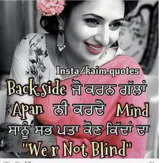 22 Best ghaint jatti images in 2018   Attitude status, Punjabi