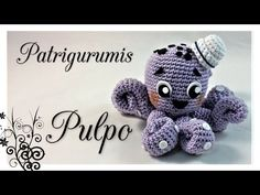 Amigurumi Pulpo - Octopus - YouTube