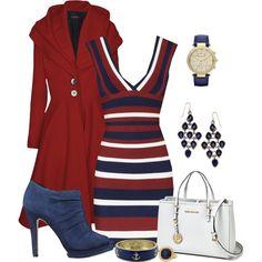 Red,White&Navy
