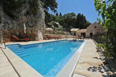 Villa in Mlini, Croatia. Stunning lovely stone 4 bedroom villa with swimming pool located in Mlini is an irresistible blend of old and new, romantic and cozy.The villa position ensure spectacular view on Adriatic sea and surrounding countryside and it`s just perfect place...