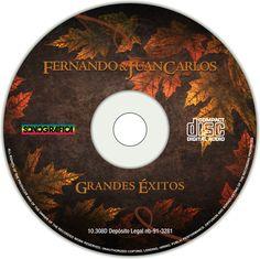 Fernando y Juan Carlos - Grandes Éxitos / CD Por: Carlos Gonzalez