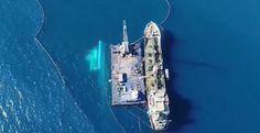 Η ΜΟΝΑΞΙΑ ΤΗΣ ΑΛΗΘΕΙΑΣ: ΣΤΗΝ ΚΟΛΟΜΒΙΑ ΤΩΝ ΒΑΛΚΑΝΙΩΝ...Το δεξαμενόπλοιο που...