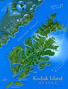 80 Best Kodiak Island images