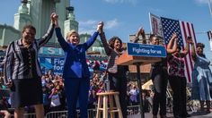 Show Up | Hillary Clinton