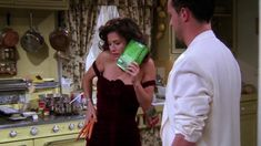 Friends Best Moments, Friends Scenes, Friends Cast, Friends Gif, I Love My Friends, Friends Show, Some Funny Jokes, Hilarious, Monica And Chandler