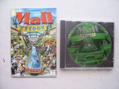 Mall Tycoon PC Game and Manual